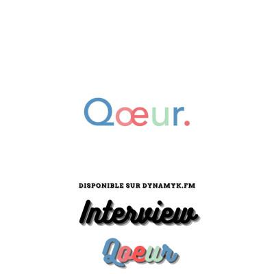 Nicolas fondateur de Qoeur cover