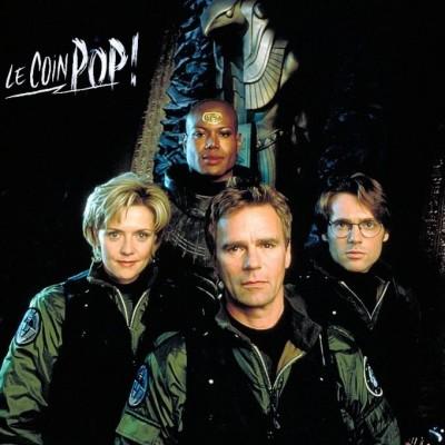 Site Alpha #2 - Enfants des dieux (Stargate SG-1, le pilote) cover