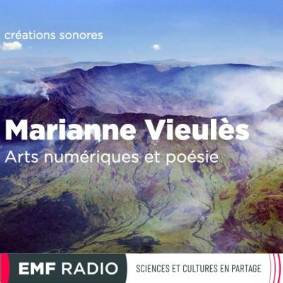Marianne Vieulés — Arts numériques et poésie cover