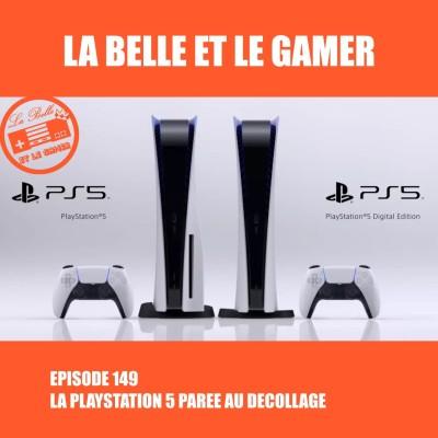 Episode 149: La Playstation 5 parée au décollage cover