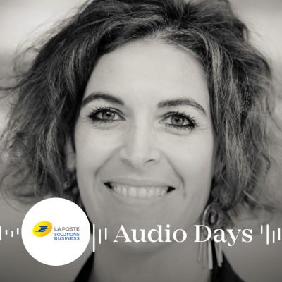 20 - Interactions clients : saisir les opportunités offertes par la voix, avant qu'il ne soit trop tard (Myriam Nessali - La Poste) cover