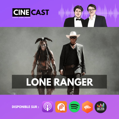 Seconde Chance - Lone Ranger cover