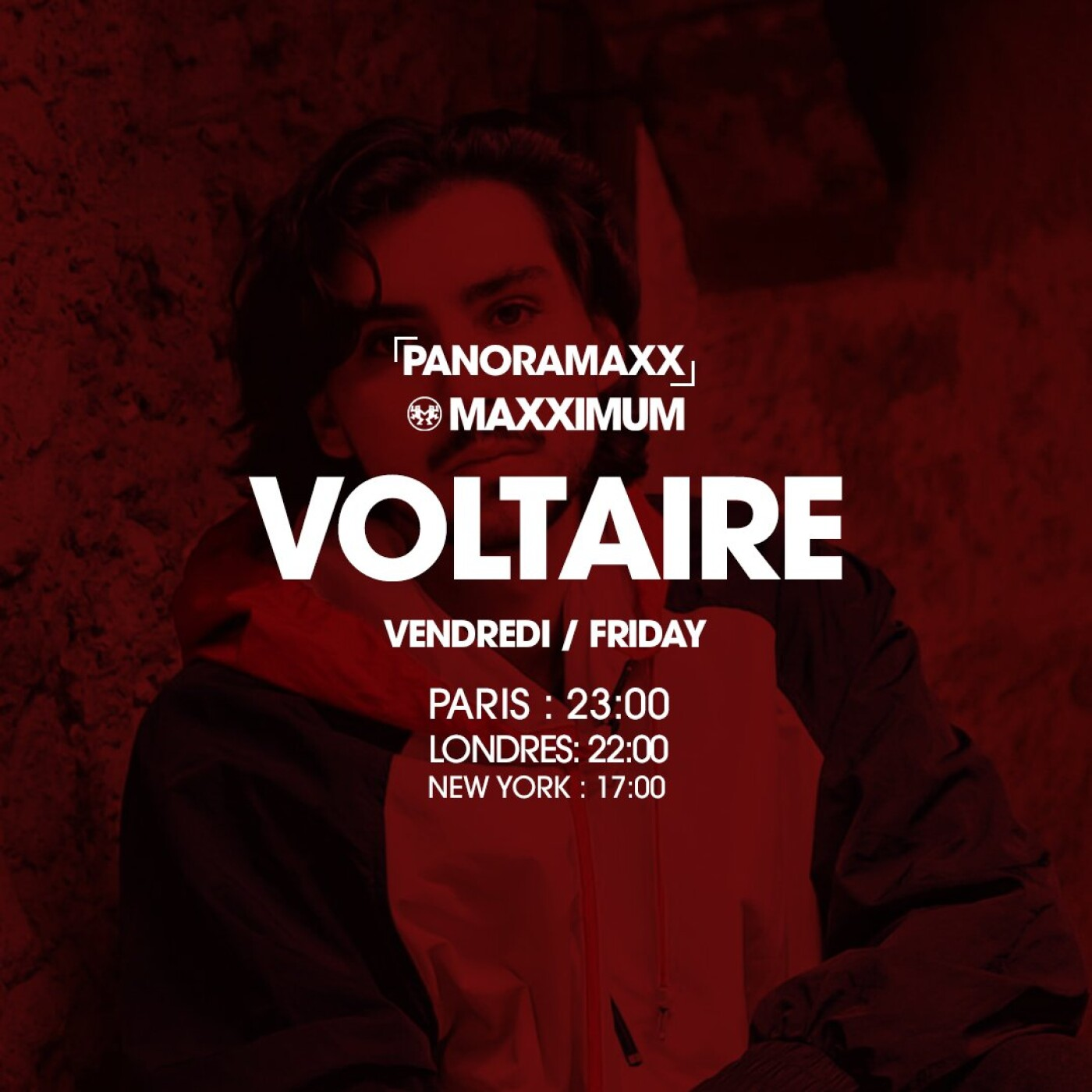 PANORAMAXX : VOLTAIRE