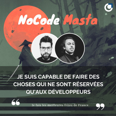 "NoCode Masta : ""je fais les meilleures frites de France"" avec Stanislas verjus cover"