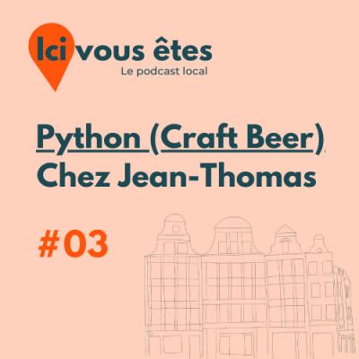 Python (Craft Beer), chez Jean-Thomas cover