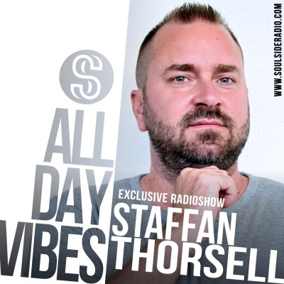 Staffan Thorsell - All Day Vibes EP.02 | Exclusive Radio show | Paris cover