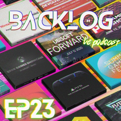 Backlog Episode 23 -  Pizzas sans E3 supplément ananas 2013 cover