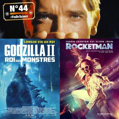 image #44 GODZILLA 2 & ROCKETMAN : Notorious B.I.G !