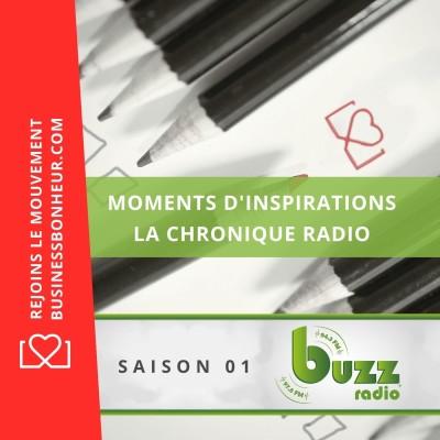 """Résumé de la saison 1 des chroniques - """"Moments d'inspiration"""" - Saison 1 - Épisode 15 -  19-06-2017 cover"""