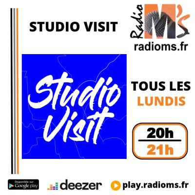 Studio Visit #4 - Perspective de rêve avec Caroline Derveaux cover