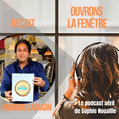 Nordine Labiadh, la cuisine libérée d'un chef ! cover