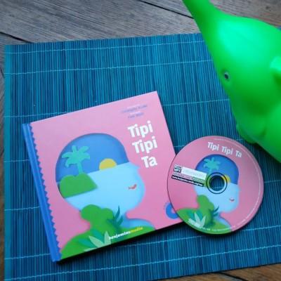 "image 18 dec 2019 : ""Tipi Tipi Ta"" = les comptines revivifiées par Fred Bigot et Christophe Alline"