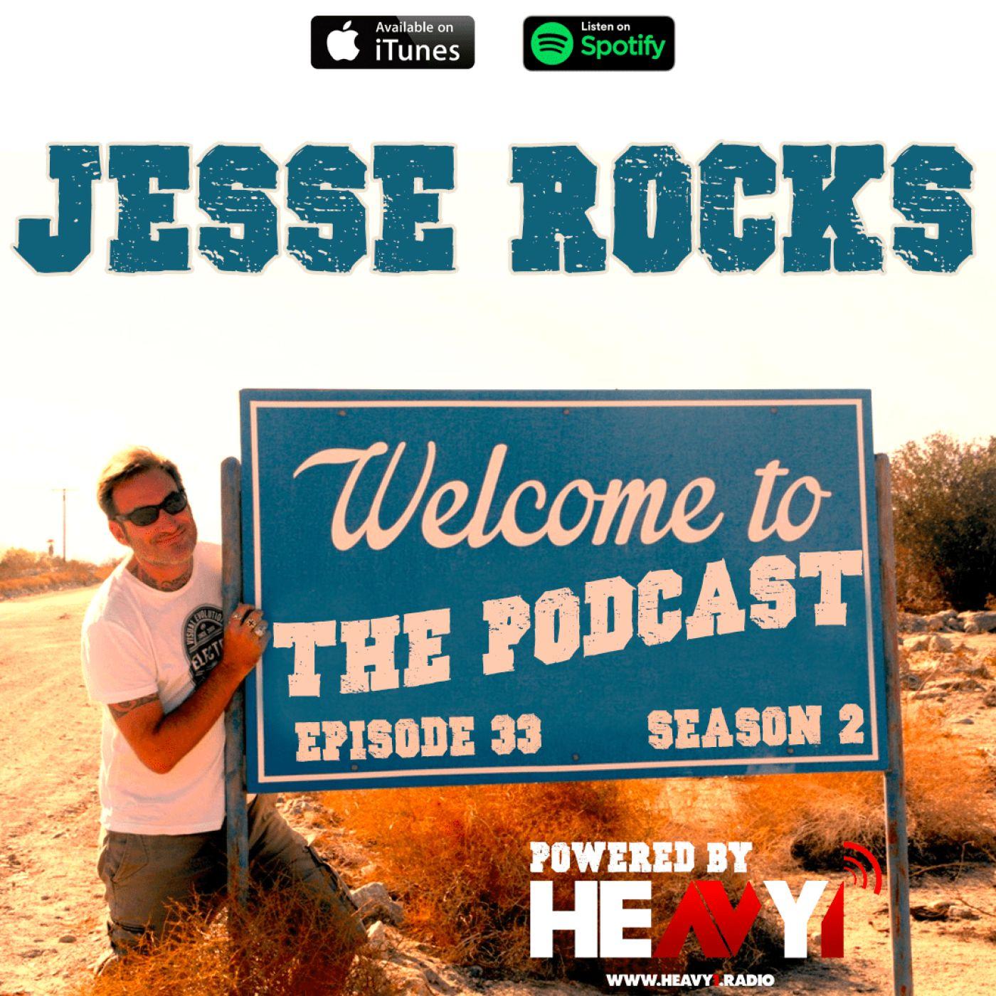 Jesse Rocks #33 Saison 2