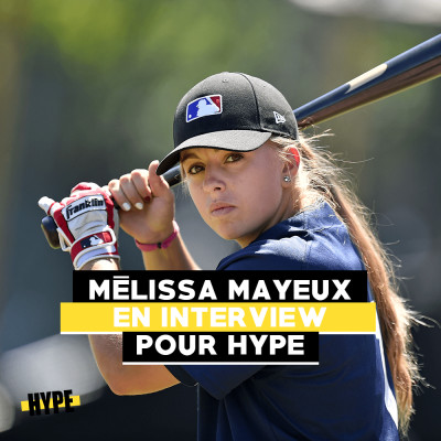 image HypeInterview : Melissa Mayeux, prodige du Softball et Baseball français.