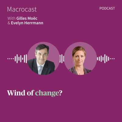 #18 - German federal elections: the wind of change? With Evelyn Herrmann (Bank of America)... and Scorpions of course) cover