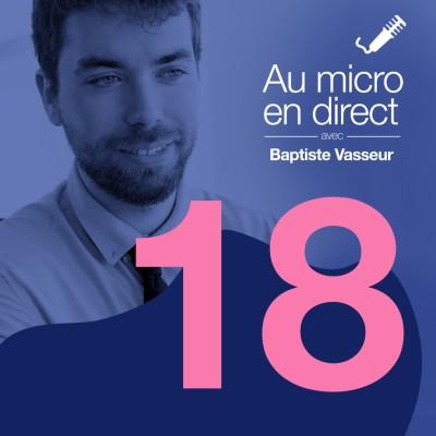 Numéro 18 - Pour rendre hommage cover