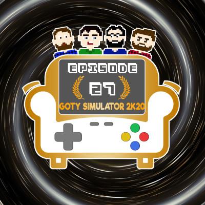Episode 27 - GOTY Simulator 2K20 cover