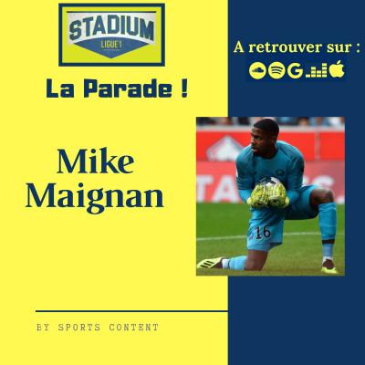 image Stadium Ligue 1 - #LaParade de Mike Maignan #LOSC