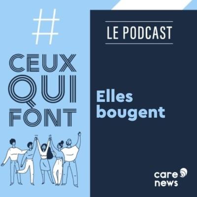 #CeuxQuiFont : Amel Kefif, Elles bougent cover
