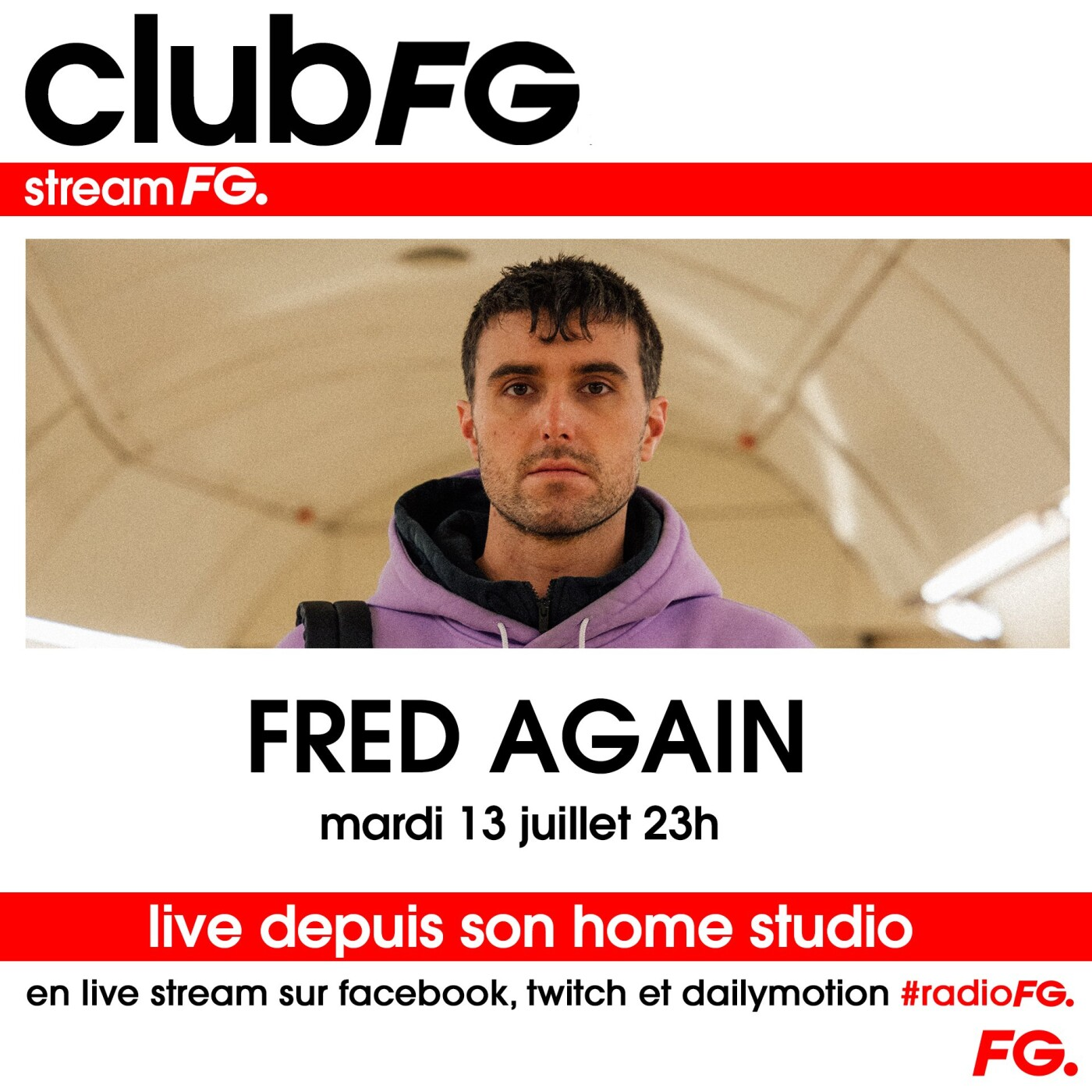 CLOUD PARTY : FRED AGAIN