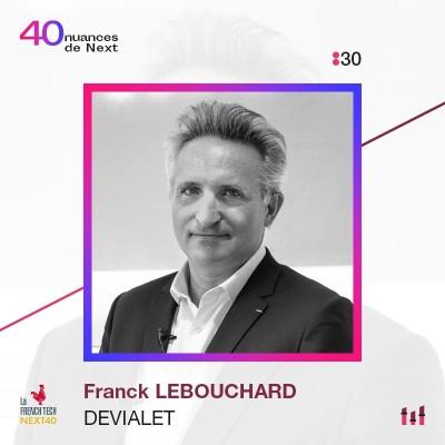 :30 Franck Lebouchard - Devialet : le son de la French Tech qui résonne à travers le monde cover