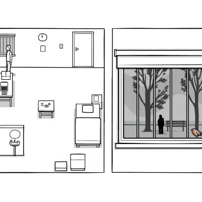 LTTG   The White Door #02 - Day Two/Dream Two: Bird Food