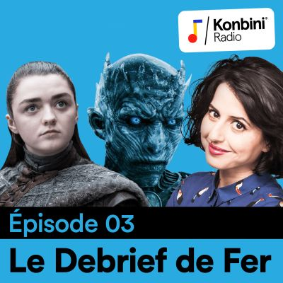 Que dit-on au Dieu de la mort ? (Débrief de GoT S08E03) cover