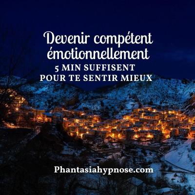 Ep 46 : Devenir compétent émotionnellement cover