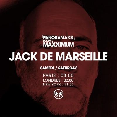 PANORAMAXX : JACK DE MARSEILLE cover