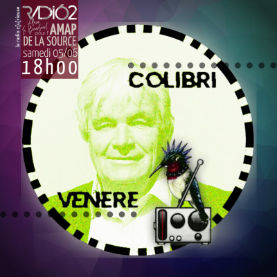 COLIBRI VENERE - L'AMAP DE LA SOURCE cover