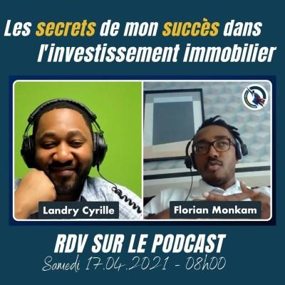 #63 - Les secrets de mon succès dans l'investissement immobilier (Interview avec Florian Monka) cover