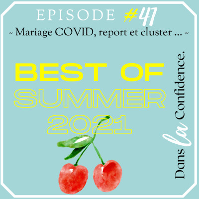 #41 - Mariage COVID, report et cluster cover