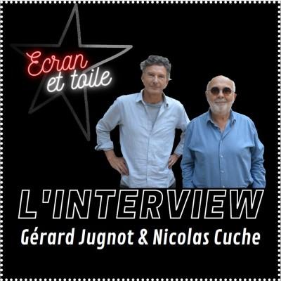 """Interview #4: Gérard Jugnot et Nicolas Cuche pour """"Pourris gâtés"""" cover"""