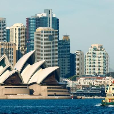 Elisa, confinée à Sidney en Australie cover