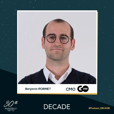 image EP29: Benjamin ROBINET - CMO de GO SP