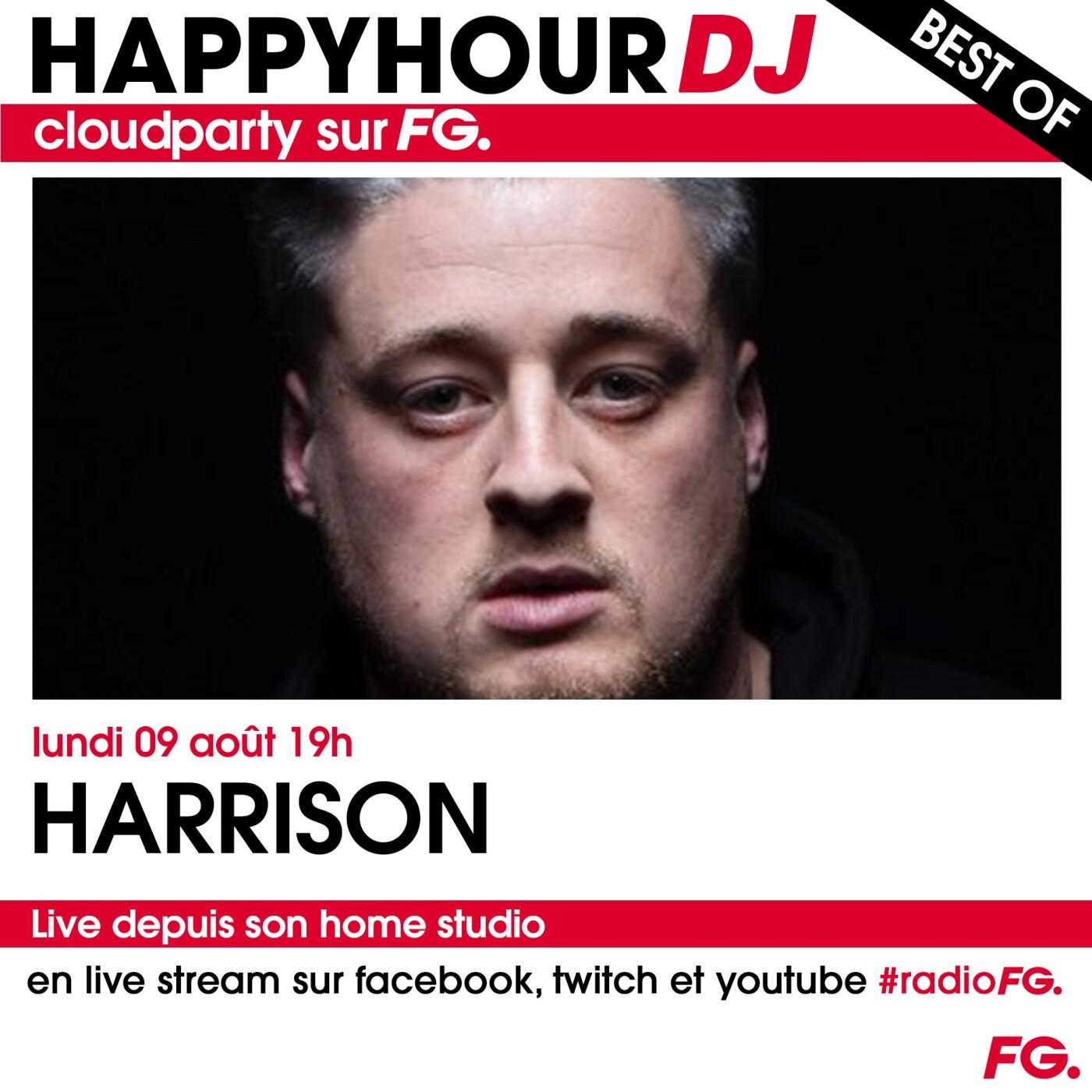 HAPPY HOUR DJ BEST OF : HARRISON