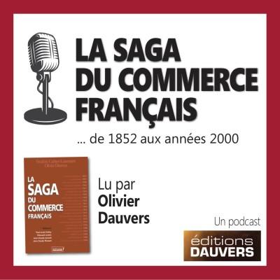 La Saga du Commerce Français cover