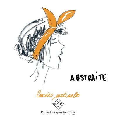 (pensée #08) Abstraite cover