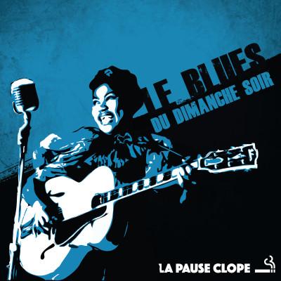"""""""Le blues du dimanche soir"""" - dimanche 25 octobre 2020 cover"""