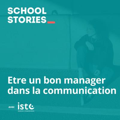 Etre un bon manager dans la communication - ISTC cover
