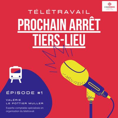 #1 Télétravail, organisation et marque employeur  - Valérie Le Pottier Muller cover