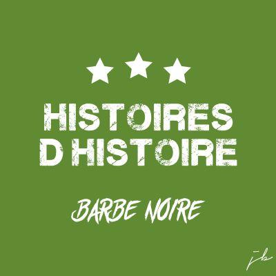 Barbe Noire, Histoires d'Histoire #03 cover
