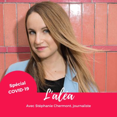 image COVID-19 — 3 questions à Stéphanie Chermont, journaliste
