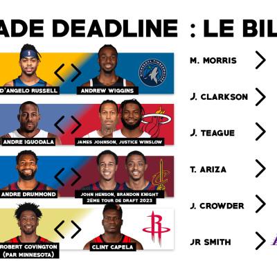 image HypePodcastEpisode12 : Conf Ouest en MLS - Trade Deadline en NHL - En route vers les playoffs en NBA