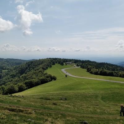 Vosges : découvrez la Route des Crêtes cover