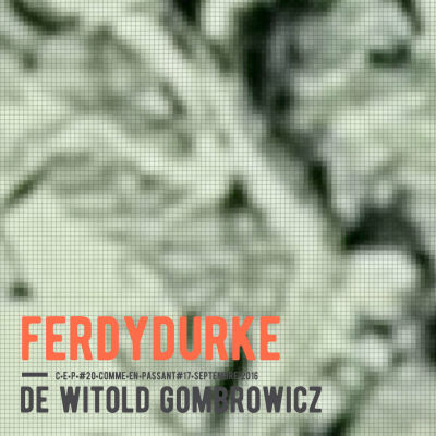 image Ferdydurke, de Witold Gombrowicz
