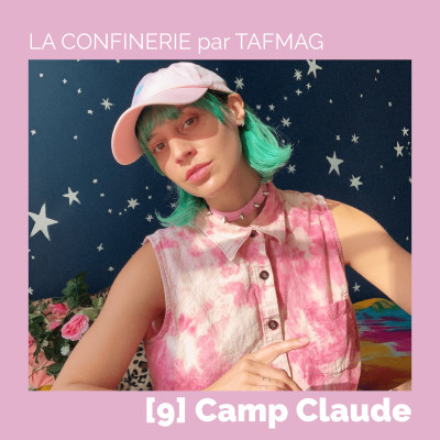 La Confinerie par Tafmag # 9 - Camp Claude cover