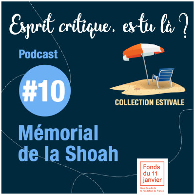 - Série été - E10 - Fonds du 11- Mémorial de la Shoah cover