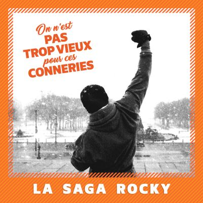 image La Saga Rocky (1977 - 2007)