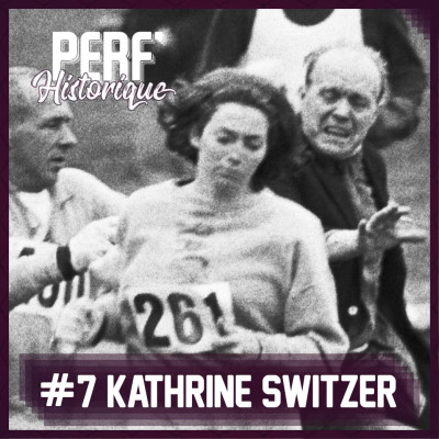 #7 Kathrine Switzer